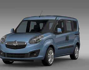 Vauxhall Combo Tour ecoFLEX H1L1 2015 3D