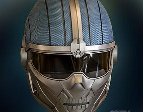 Taskmaster Helmet wearable model for 3D-printing