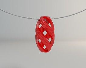 3D printable model Necklace Ornament 001