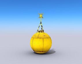 3D asset Ocean Buoy