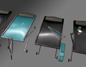 3D asset Medical material kit