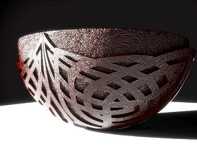 3D print model Celtic Knot Bowl