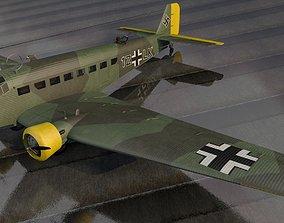 3D model Junkers Ju-52 3M
