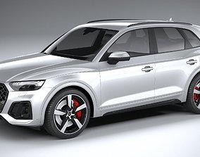 3D Audi SQ5 2021