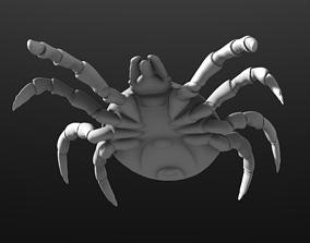 Adult empty Tick 3D print model
