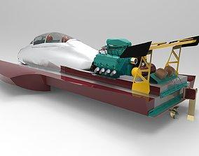 3D model Hydroplan II