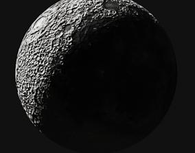 Moon Realistic 3D model
