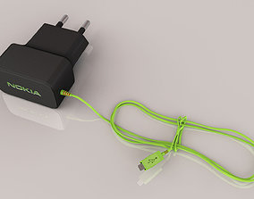 3D Charger Nokia green