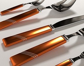 Flatware Set ALICE 3D