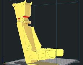 embraer Martin baker Mk8 Ejection Seat 3D model