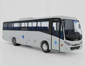 3D Marcopolo Ideale 800 Bus