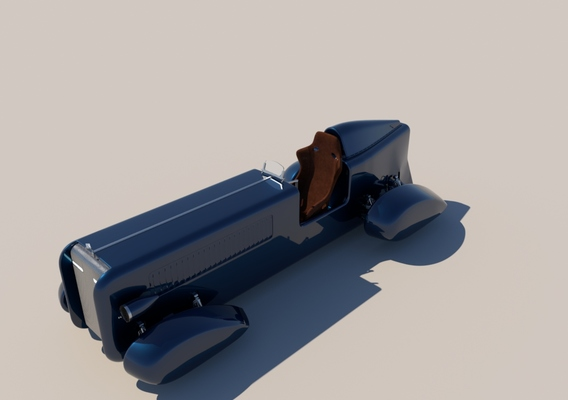 Rolls Royce Phantom Concept
