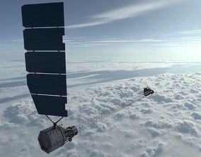 3D asset NuSTAR Satellite