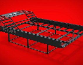 3D asset Toyup Sled Deck