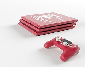 3D model Limited Edition Marvel Spider-Man PS4