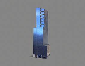 250 Howard Street Building San Francisco 3D model