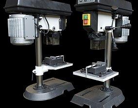 Drilling machine Jet JDP-8L-M 3D