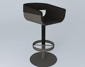 3D Silo Bar Stool