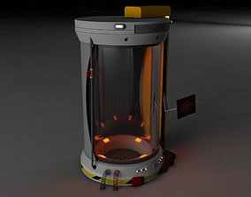 BEST AND THE CHEAPEST LAB CAPSULE CHAMBER 3D model
