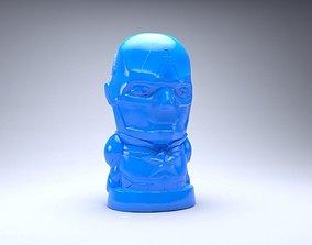 3D print model Captain America