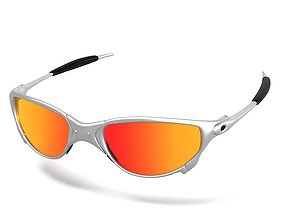 3D Oakley Juliet Sunglasses