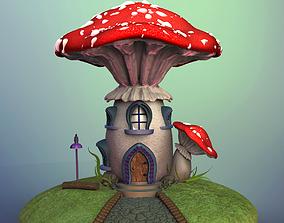 3D Fairy house