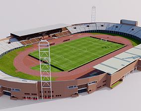 Olympic Stadium Amsterdam - Netherlands 3D