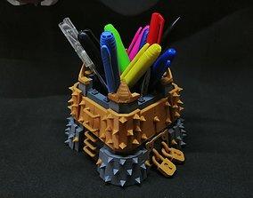 3D print model CLASH OF CLANS GOLD STORAGE LV 11