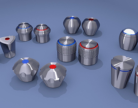 3D TAP HANDLES