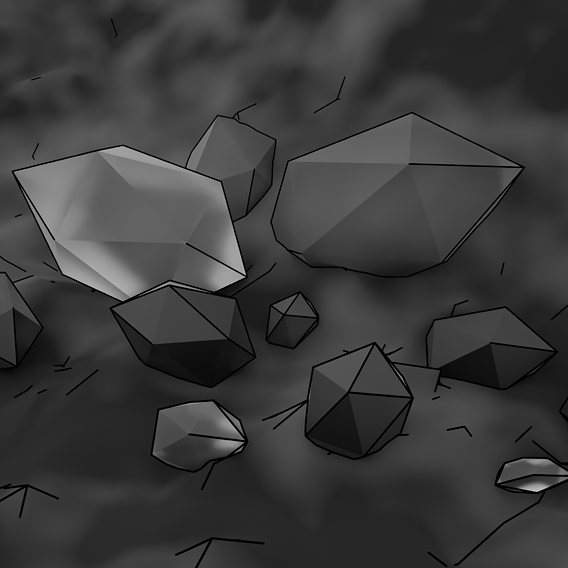 Toon Shader Gemstone