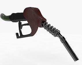 Petrol Pump 3D asset