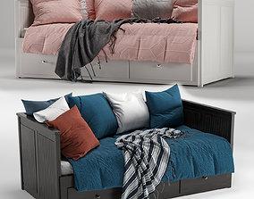Hemnes Ikea 3D