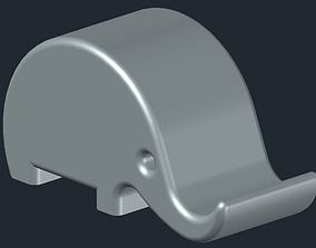 3D printable model Phone support