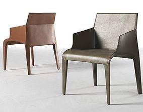 luxury Seattle Chair 3D