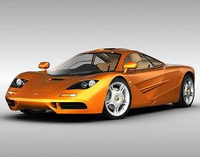 McLaren F1 1995 16907 3D