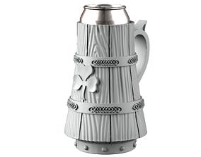 3D printable model irlend Beer mug