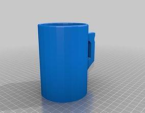 3D printable model tea earl grey hot