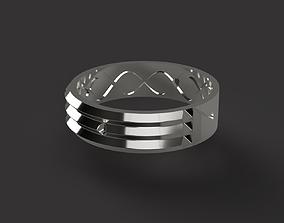 3D printable model Atlantis Ring