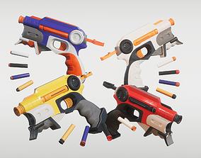 Dart Gun 3D model
