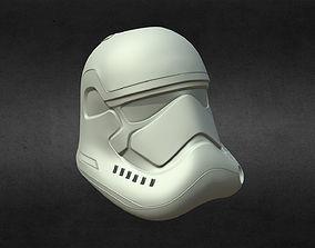 3D print model Stormtrooper helmet bead