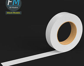 3D Duct tape mockup 1