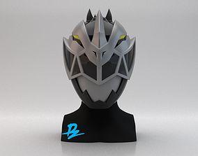 3D print model Mask Kishiryu Sentai Ryusoulger Black