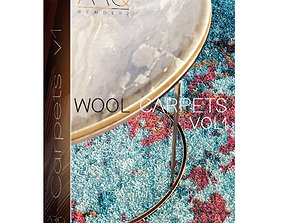 3D Wool carpets vol1
