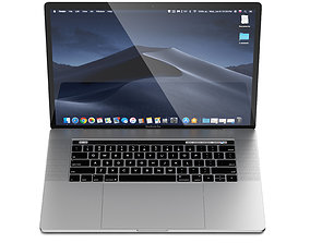 3D model Apple MacBook Pro 2019