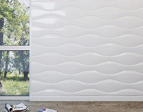 3D Fisk Decor element Wall Geladeco
