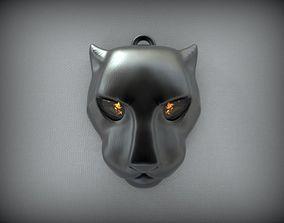 3D print model Pendant Panther