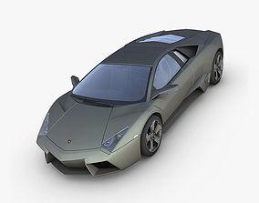 Lamborghini Reventon 3D asset