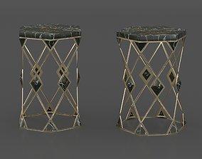 Hex Spot Table 3D