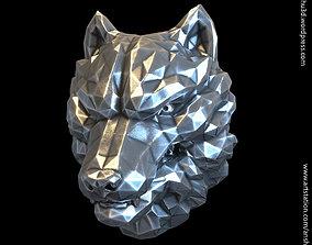 3D print model wolf vol2 ring