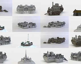 Castles 3D model